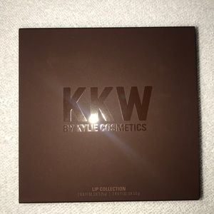 KKW lip collection